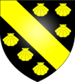 Arms of the Foljambe family of Walton.png