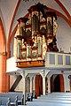 Armsheim, Hillich Bloedtsjerke (protestantsk), oargeloargel (Johann Michael Stumm).jpg