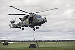 Army Air Corps Reserves train with Wildcat helicopters MOD 45164389.jpg