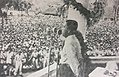 Arnold mononutu giving a speech in garut on 10 juli 1951, potret seorang patriot, p. 132.jpg