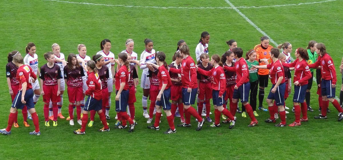 Coupe de france f minine de football 2011 2012 wikip dia - Coupe de france football calendrier ...