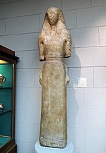 Artemis of Delos - casting in Pushkin museum 01 by shakko.jpg