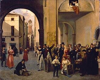 Carlo Ferrari - Doni alla patria, ca. 1865–71 (Fondazione Cariplo)