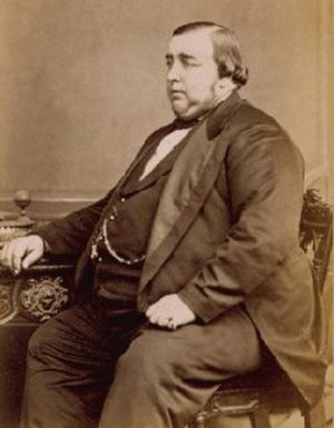 Arthur Orton - Arthur Orton photographed c. 1872