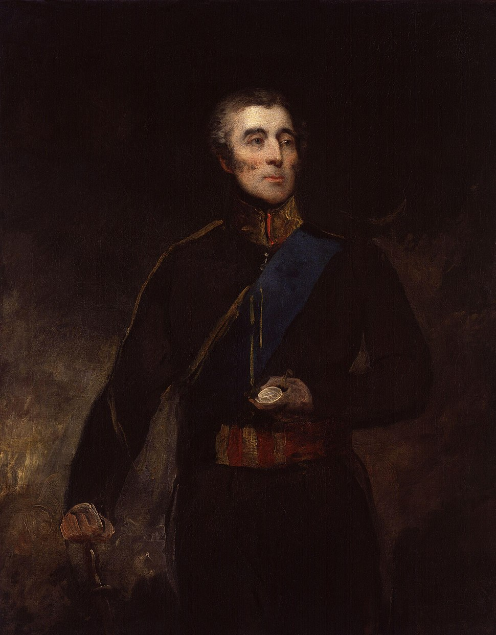 Arthur Wellesley, 1st Duke of Wellington by John Jackson