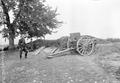 Artillerie in Feuerstellung - CH-BAR - 3237438.tif