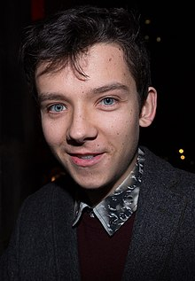 Asa Butterfield 2014.