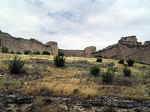 Nagorno-Karabakh - The Askeran Fortress, built by the Karabakh Khanate ruler Panah Ali Khan in the 18th century