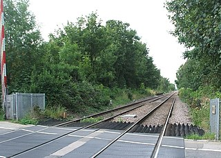 Askern railway station Disused railway station in South Yorkshire, England