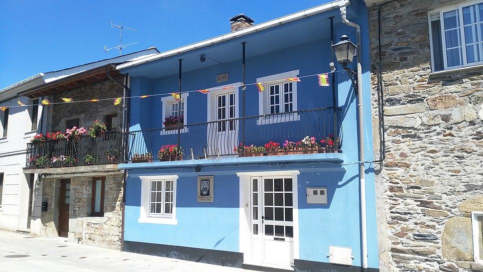 Edificio da asociación Lembranza da Vila