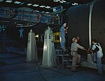 Assembling Liberator Bomber, Consolidated Aircraft Corp1a34929v (cropped).jpg