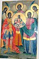 Assembly of the Bodiless Powers Icon from Saint John the Baptist Church in Apozari.jpg