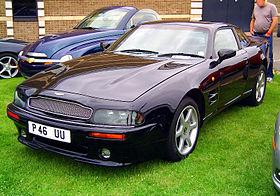 Aston Martin Virage Wikipedia - Aston martin virage