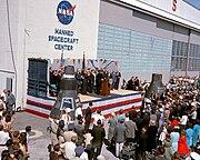 Astronaut John Glenn being Honored - GPN-2000-000607