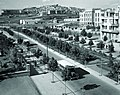 Atatürk Boulevard, Ministry of Health, Ankara Boys' High School (Stone Maktab - Taş Mektep), Numune Hospital, 1930s (16645155127).jpg