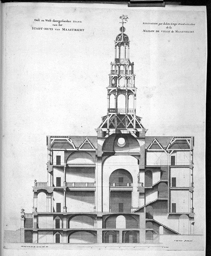 File atlas beudeker c9e10 054 14k oost en west doorgesneden stand van het sta - Maison de la bibliotheque ...