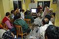 Audience Skype with Pranatosh Sengupta - Opening Ceremony - PAD 3rd Free Short Term Course on Photoshop - Kolkata 2016-02-06 1013.JPG