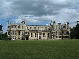 John Thorpe - Image: Audley End House geograph.org.uk 70520