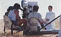 "Audrey Hepburn, Camera Crew, ""Always"" 1989.jpg"