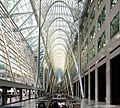 August 2012 Brookefield (aka BCE) Place Atrium Toronto at Bay and Front Street (7720224586).jpg