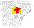 Augusta, Georgia Metropolitan Area.png