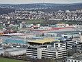 Ausblick vom grünen Heiner Richtung Industriegebiet und Metro - panoramio.jpg
