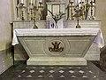 Autel Statue Vierge Enfant Regina Cœli Église Notre-Dame Assomption Pont Veyle 2.jpg