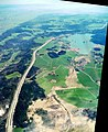 Autobahn A8 beim Seehamer See (Luftbild)-bearb.jpg