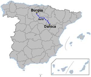 Autovía A-24 - Image: Autoviaesp a 24