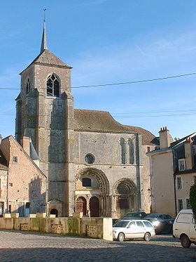 Image illustrative de l'article Église Saint-Lazare d'Avallon