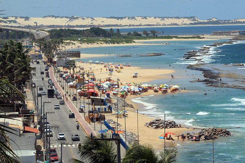 Praias de Natal Praia do Forte