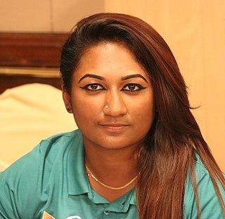 Ayasha Rahman Bangladeshi cricketer