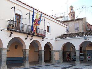 Jérica - Jérica town hall