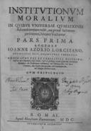 Azor - Institutiones morales, 1600 - 4463891.tif