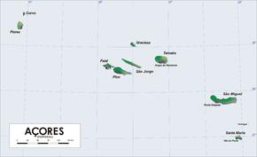 kart azorene Azorene – Wikipedia kart azorene