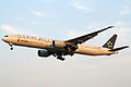 B-2032 - Air China - Boeing 777-39L(ER) - Star Alliance Livery - SHA (9522117276).jpg