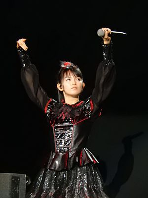 """Ijime, Dame, Zettai - After Mizuno and Kikuchi leave the stage, Nakamoto performs """"Ijime, Dame, Zettai"""" alone on stage until the commencement of the Wall of Death."""