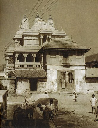 Shastriji Maharaj - BAPS Shri Swaminarayan Mandir, Bochasan. The first mandir of BAPS.