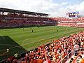 BBVA Compass Stadium Inaugural Goal Celebration.jpg