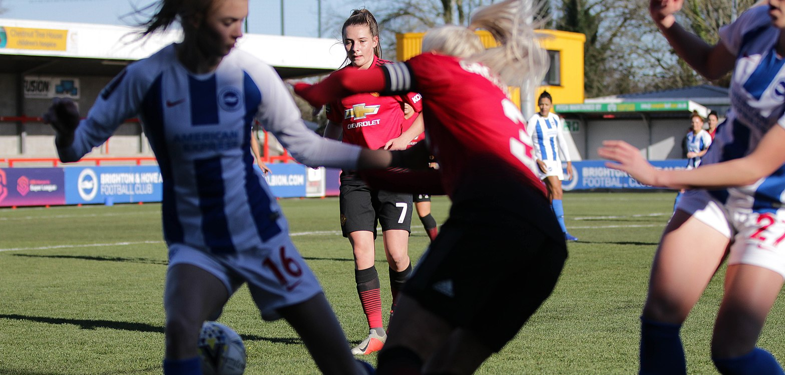 BHA Women 0 Man Utd Women 2 WFAC 4th rd 03 02 2019-490 (40021375923).jpg