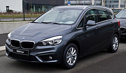BMW 2er Active Tourer 2015 – 2017