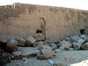 Babaef II - The tomb G 5230 of Babaef.