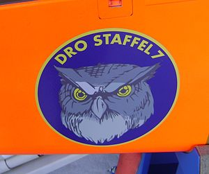 Drohnenstaffel 7 - Badge Drohnenstaffel 7