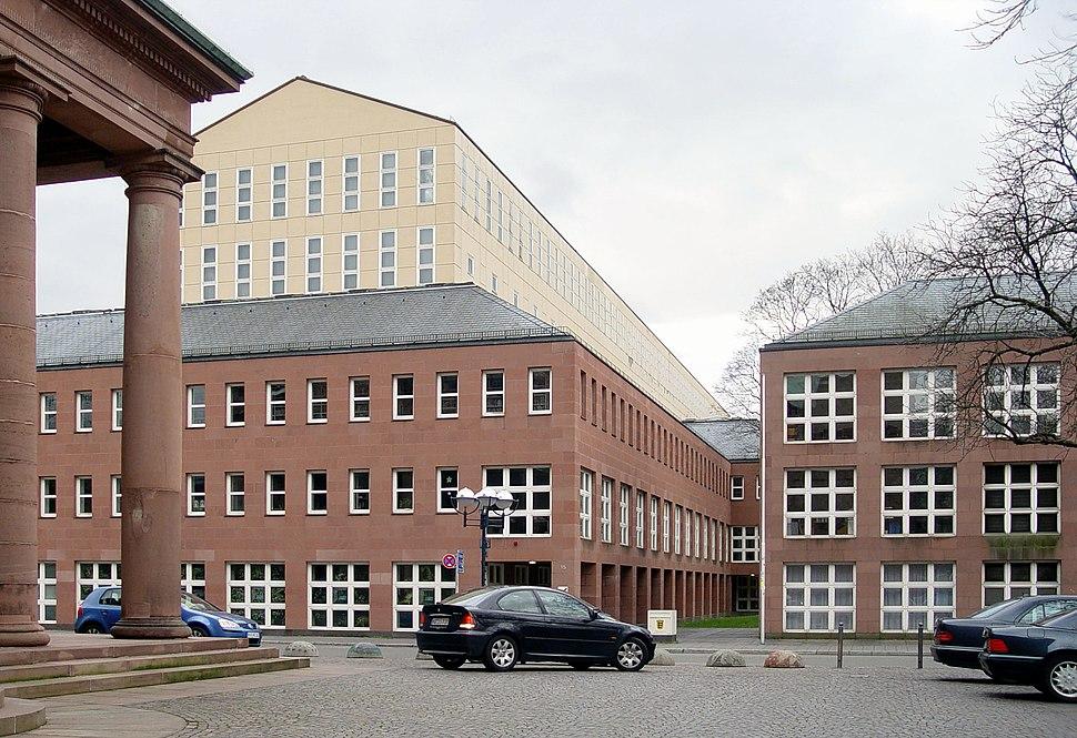 Badische Landesbibliothek Karlsruhe