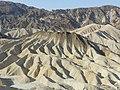 Badlands at Zabriskie Point, Death Valley - panoramio.jpg