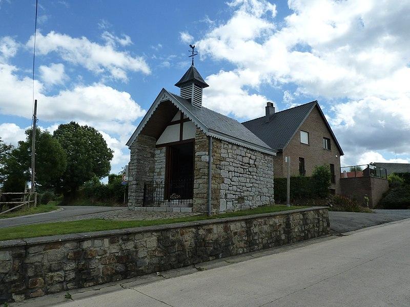 Chapelle Sainte-Anne et Saint-Joachim, Baelen, Belgique
