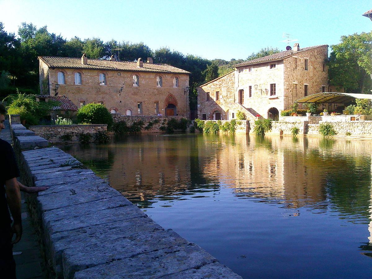 Bagno Vignoni - Wikipedia