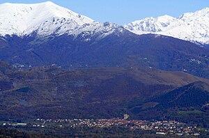 Balangero - Image: Balangero dalla collina di la cassa