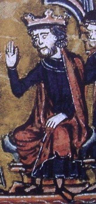 Baldwin II of Jerusalem - Image: Balduin 2