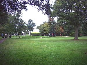 Banstead - Banstead Downs golf course